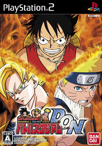 Battle Stadium D.O.N [PS2][NTSC][Hotfile]