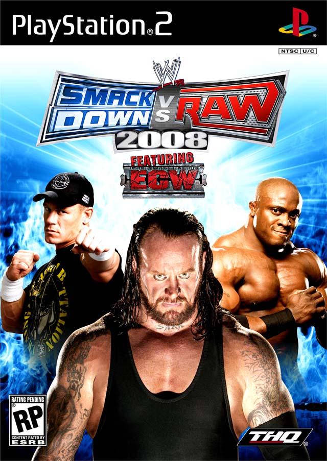 Raw Vs SmackDown 2008 [ISO PS2] Smackdown%20vs%20raw%202008