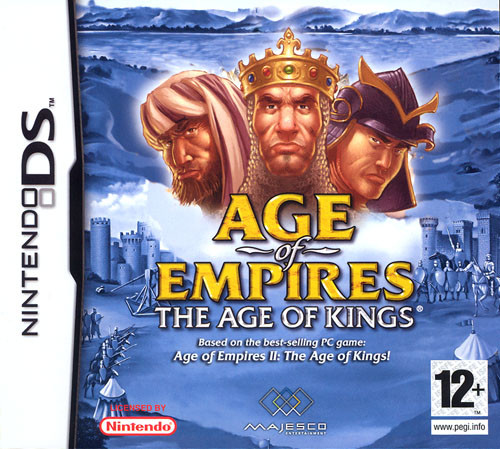 Age of Empires 2: The Age of Kings [NDS]  - Juegos Pc Games - Lemou's Links - Juegos PC Gratis en Descarga Directa